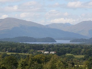Appletree Cottage: Luxury Holiday Home Loch Lomond, Drymen