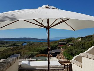 LOVELY PENTHOUSE in PORTO POLLO GULF, Costa Serena