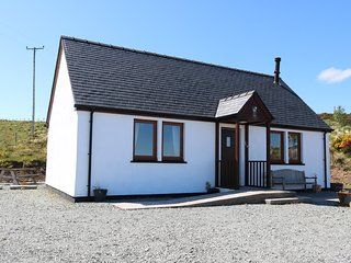 Taigh na Laige, sea view holiday home on Skye.