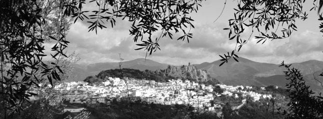 Casares- 20 mins away.