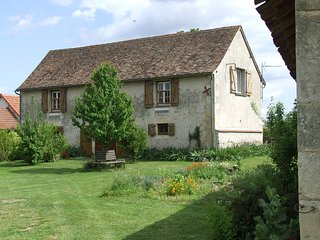 Gite in French countryside with shared heated pool, Saint-Savin