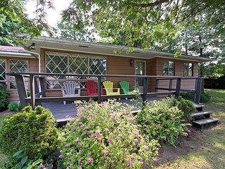 Huron Cedars cottage (#928)
