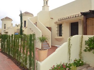 Beautiful bright La Manga Club (El Rancho) villa, Los Belones