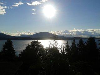 porzione di villa con vista del lago maggiore, Belgirate