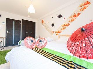 L04 Nipponbashi room 304 Near Namba & Dotonbori, Osaka