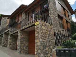 Apartamento de montaña Torrent de la Barruda, Vilallonga de Ter