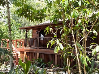 Treetops Guest House -  in the Belize Rainforest