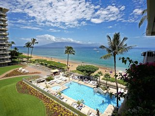 Whaler 507 - One Bedroom, Two Bath Ocean View Condominium, Lahaina