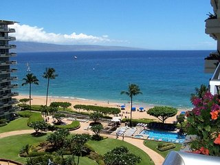 Whaler 923 - 2 Bedroom, 2 Bath Ocean View Condominium, Lahaina