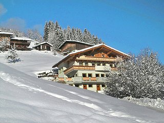 4 bedroom Apartment in Thurmbach, Tyrol, Austria : ref 5026943