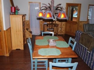 Blue Spruce Cabin, Estes Park