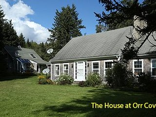 The House at Orr Cove