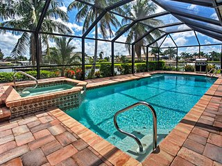 Newly Renovated 3BR Cape Coral House w/ Pool!