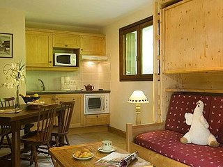 TOURNETTE 3 Studio 4 persons, Le Grand-Bornand