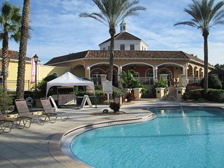 Townhome at Regal Palms, Resort, WiFi, Disney/Golf, Davenport
