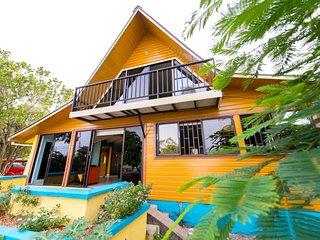 Hermosa y comoda casa para vacaciones familiares, San Andrés