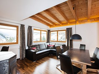 4 bedroom Apartment in Ischgl, Tyrol, Austria : ref 5027447