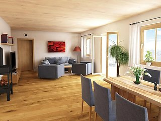 2 bedroom Villa in Sankt Gallenkirch, Montafon, Austria : ref 2284636