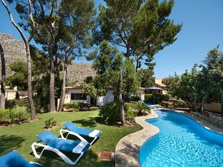 3 bedroom Villa in Cala San Vicente, Balearic Islands, Spain : ref 5489363