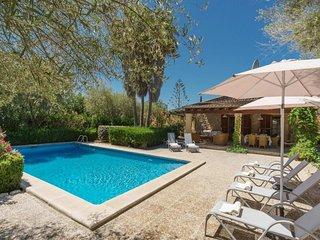 3 bedroom Villa in Cala San Vicente, Balearic Islands, Spain : ref 5489354