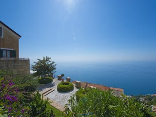4 bedroom Villa in Furore, Campania, Italy : ref 5047690