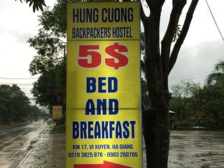 Hung Cuong Backpackers Hostel