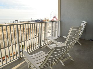 Belmont Towers 405 - Luxury Oceanfront on Boardwalk!