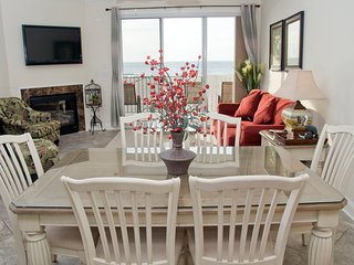 Belmont Towers 305 - Oceanfront on Boardwalk!