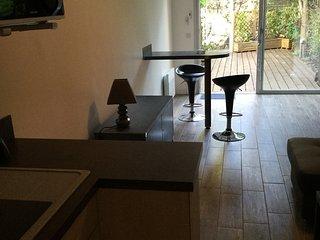 Studio refai à neuf, Cap-d'Agde