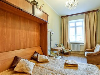 Apartment on Petrogradsky