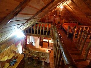 Cabaña El Coyote, San Pablo