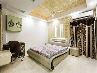 The Penthouse Bed and Breakfast, Nueva Delhi