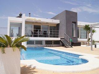 Superbe villa moderne Alicante,  vue panoramique e