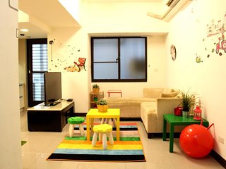 MRT Apartment--Taipei Station E12, Taipéi