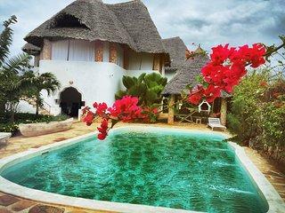 Splendida villa privata sulla costa Watamu 'Pwani House'