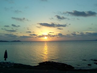 Apart 1ª linea del Mar Menor. WIFI. Al lado AREA S