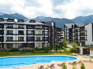 Aspen Heights Golf & Ski Resort, Bansko