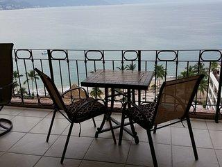 SRT1535 - Sea River Tower Oceanfront Views, Puerto Vallarta