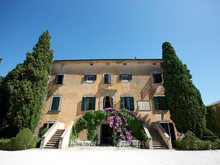 Large Villa in Tuscany for Weddings or Family Reunions - Villa Conte