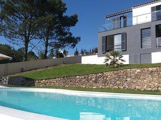 Modern well equipped villa