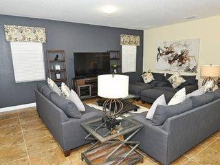 Large 6 Bedroom 6 Bath Gated Golf Community Pool Home. 2318VD, Davenport