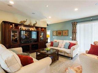 Disney Area 6 Bedroom 5 Bath Resort Pool Home. 174YSD, Davenport