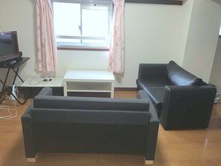 2 Bedroom Apartment: Sunshine City - Ikebukuro