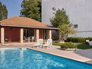 Luxurious Holiday Villa with private pool, Poros