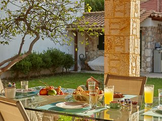 enjoy a big breakfast outdoors