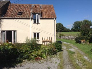 The cottage annexe is attached to our own home but is completely self contained.