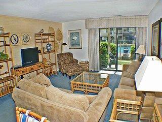 Courtside 58 - Forest Beach 1st Floor Flat, Hilton Head