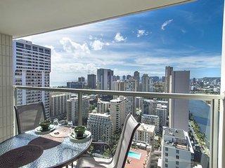 Island colony 3306-Renovated Condo that Sleeps 4!, Honolulu