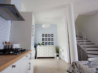 Casa Oltremare - 3 piani fronte mare ( fino a 10 ospiti)