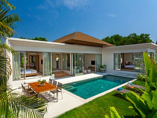 Pool Villa mit Jacuzzi Phuket - Bangtao Beach, Cherngtalay